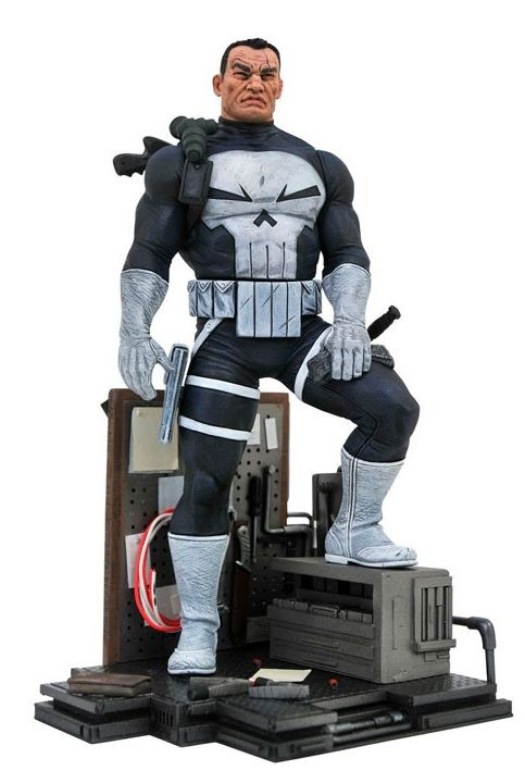 Estátua Justiceiro (Punisher): Marvel Comics (Marvel Gallery) - Diamond Select