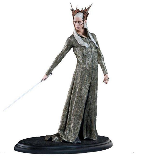 Estátua King Thranduil: O Hobbit: A Desolação de Smaug Escala 1/6 - Weta - CD