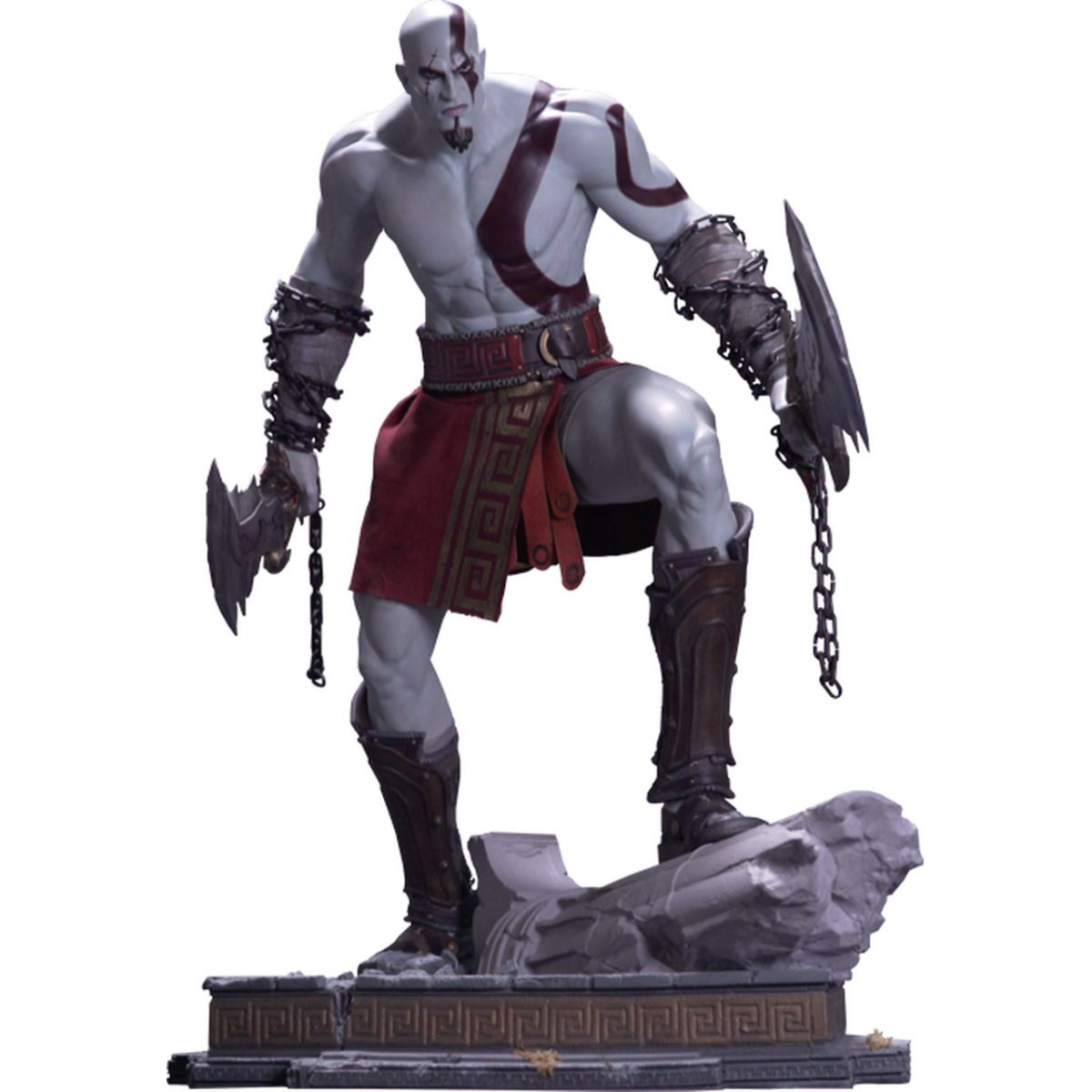 Estátua Kratos: God of War: Ascension Escala 1/3 - EFX