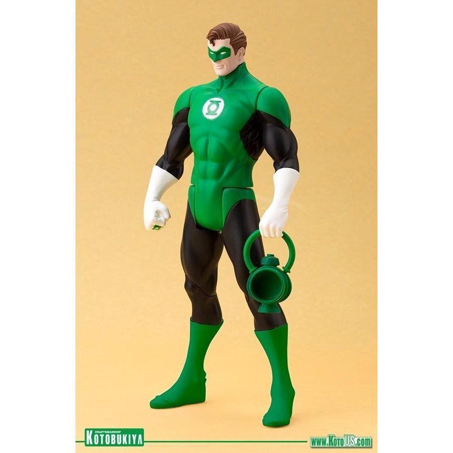 Estátua Lanterna Verde (Classic Green Lantern): Super Powers ArtFX+ Statue - Kotobukiya - CD