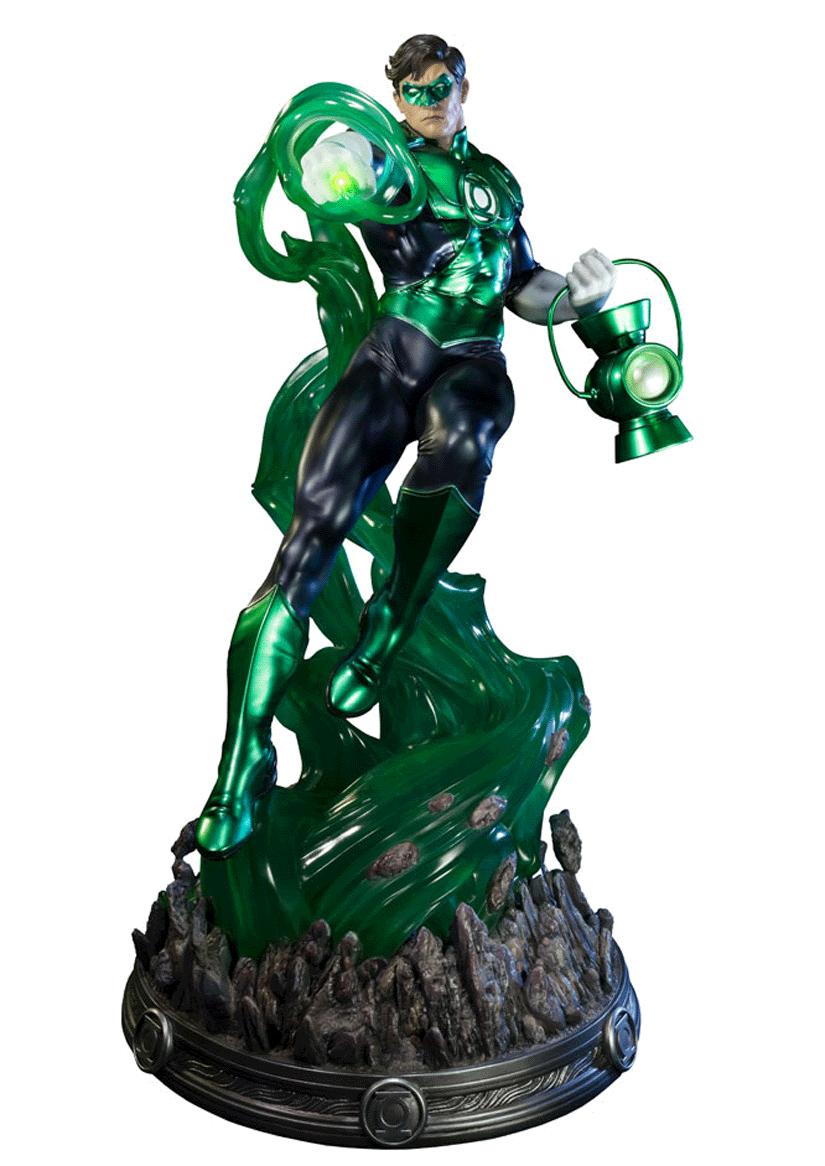 Estátua Lanterna Verde (Green Lantern): DC Comics Novos 52 (New 52) Escala 1/4 - Prime 1 - CD