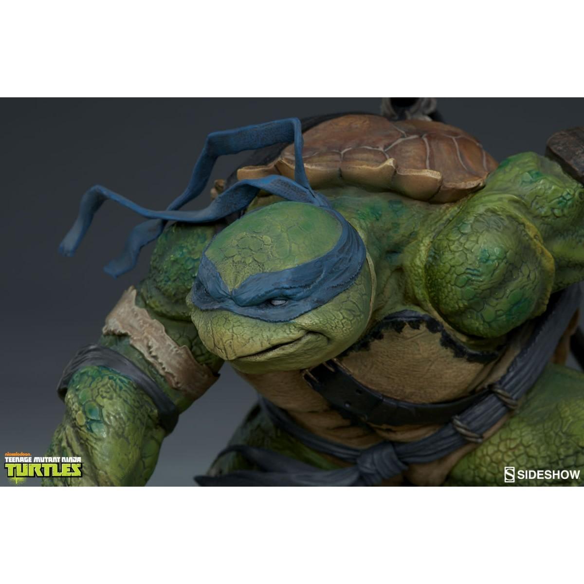 Estátua Leonardo: Tartarugas Ninjas (Teenage Mutant Ninja Turtles) - Sideshow - CD