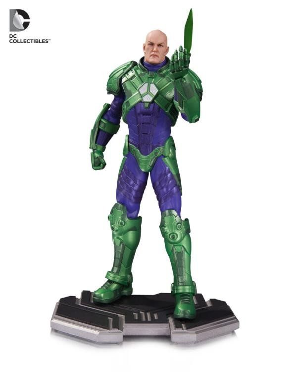 Estátua Lex Luthor 1/6: DC Comics - DC Collectibles