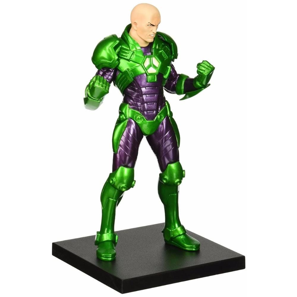 Estátua Lex Luthor: Os Novos 52 (New 52): DC Comics Artfx+Statue Escala 1/10 - Kotobukiya