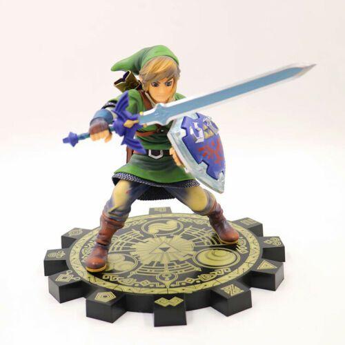 Estátua Link: The Legend of Zelda Skyward Sword (Escala 1/7)