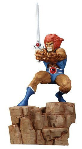 Estátua Lion-o: Thundercats (Escala 1/7) - Hard Hero - CG