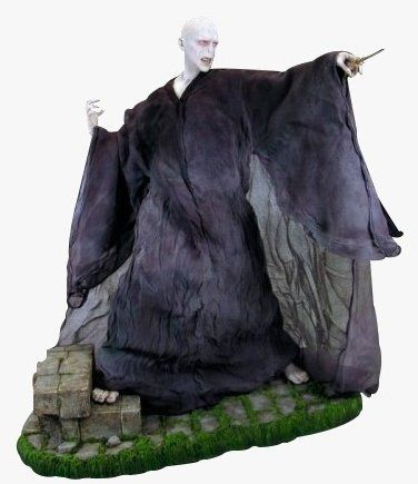 Estátua Lord Voldemort: Harry Potter (Escala 1/4) - Gentle Giant - CG
