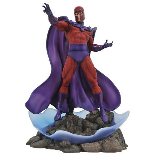 Estátua Magneto: Marvel Premier Collection - Diamond Select (Exclusivo Toyshow)