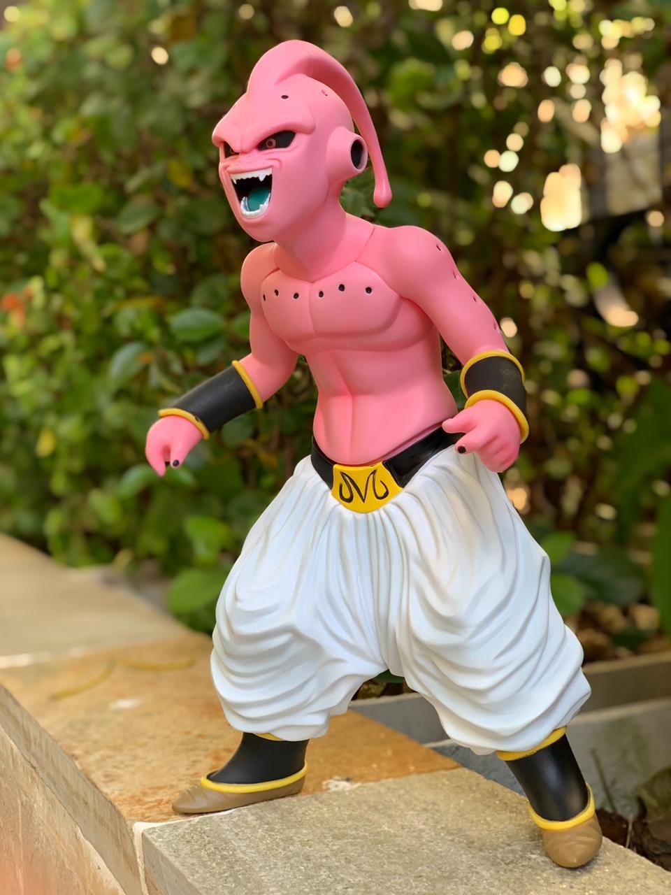 Estátua: Majin boo (Dragon Bal)