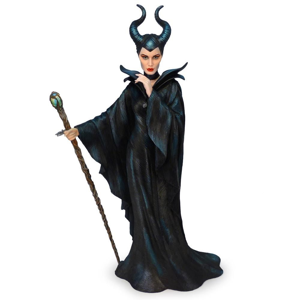 Estátua Malévola (Maleficent): Disney Showcase - Disney (Apenas Venda Online)