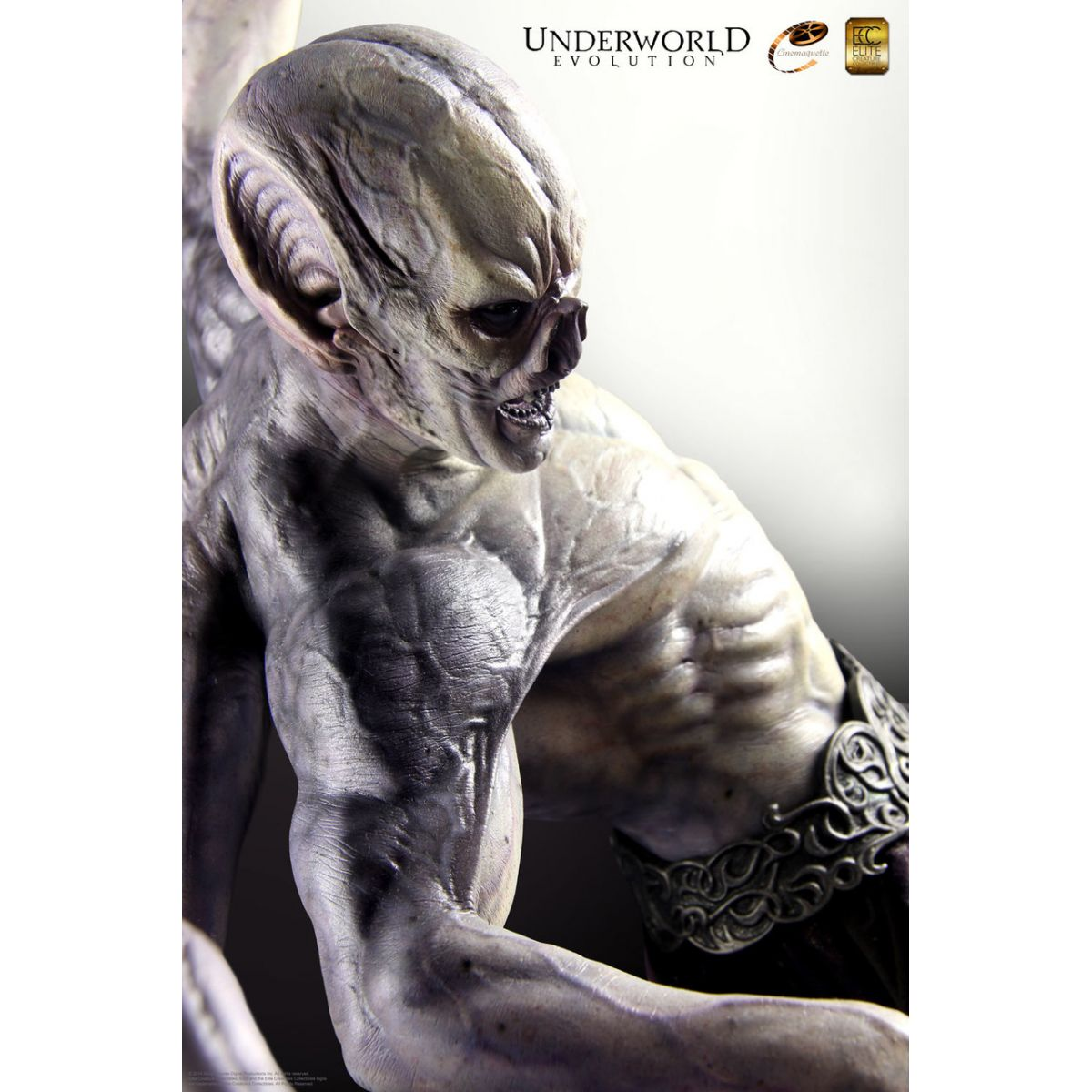 Estátua Marcus: Anjos da Noite: A Evolução Escala 1/3 - Cinemaquette - CD