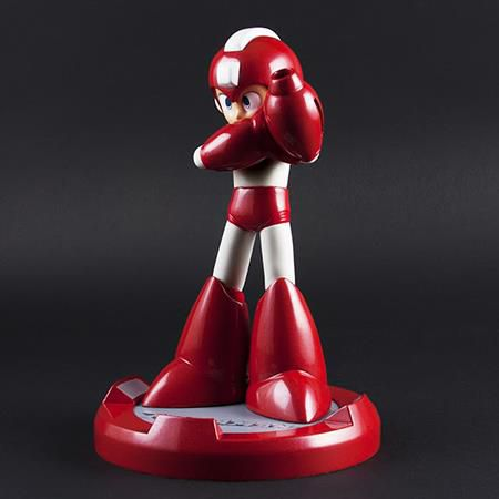 Estátua Mega Man (Red): 25th Anniversary (Exclusive SDCC 2016) - Multiverse Studios INC