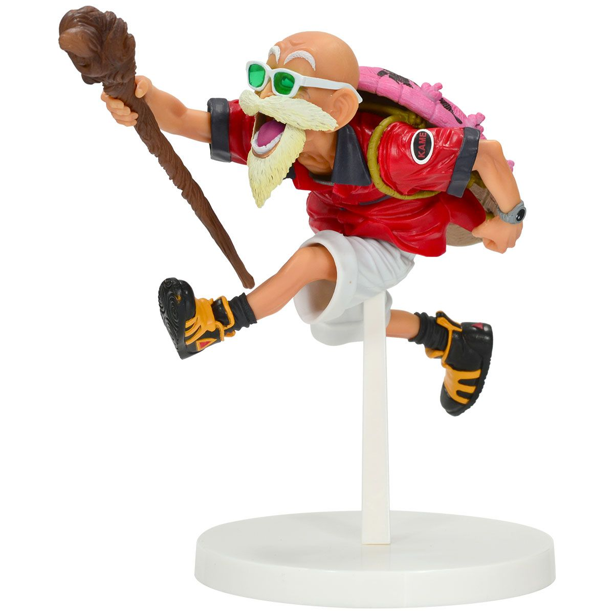 Estátua Mestre Kame (Tropical Color): Dragon Ball - Banpresto - CG