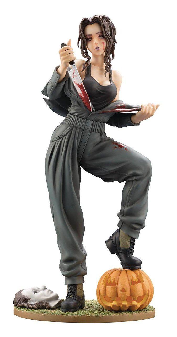Estátua Michael Myers: Halloween (Bishoujo Statues) - Escala 1/7 - Kotobukiya (Apenas Venda Online)