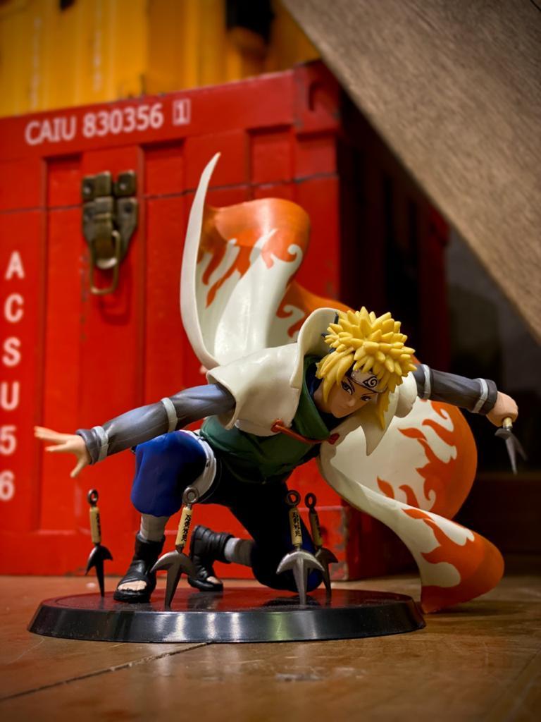 Estátua Minato Namikaze: Naruto Shippuden
