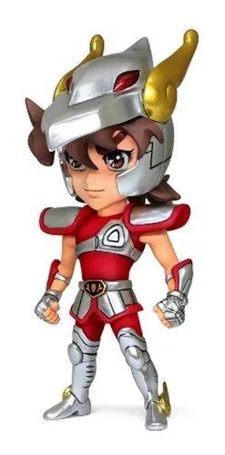 Estátua Miniatura Seiya De Pégaso: Os Cavaleiros Dos Zodíacos Saint Seiya - Anime Mangá