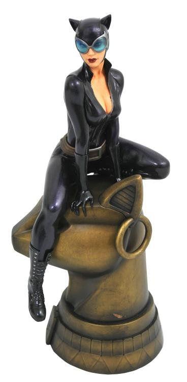 PRÉ VENDA: Estátua Mulher-Gato (Catwoman): DC Comics Gallery - Diamond Select