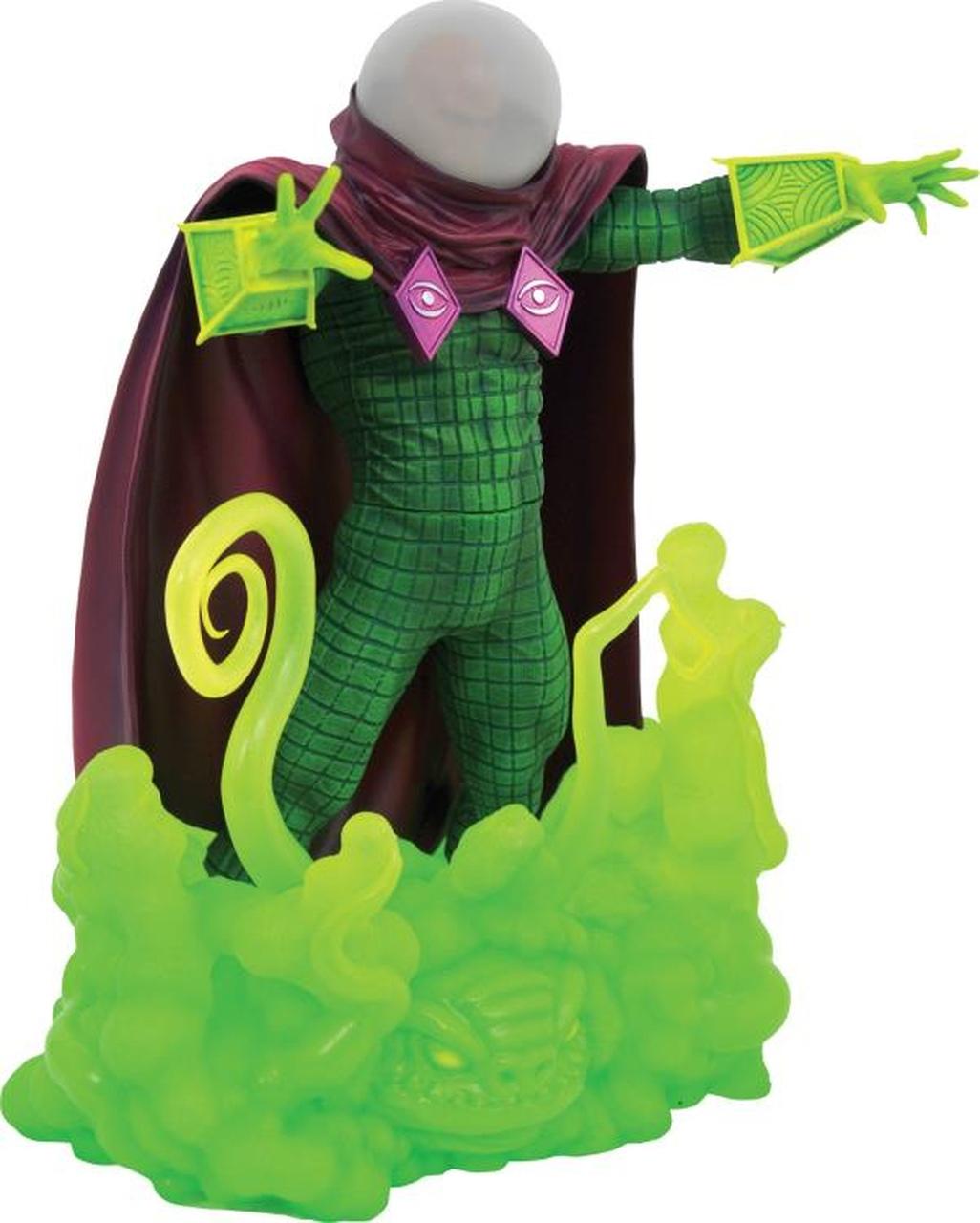 Estátua Mysterio (Diorama): O Espetacular Homem-Aranha (The Amazing Spider-Man) Marvel Comics - Gallery