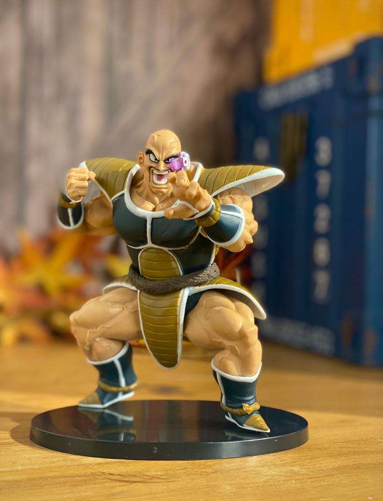 Estátua Nappa - Dragon Ball Z