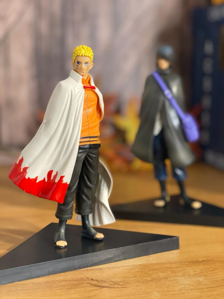 Estátua Naruto Uzukami: Hokage - Boruto The Movie