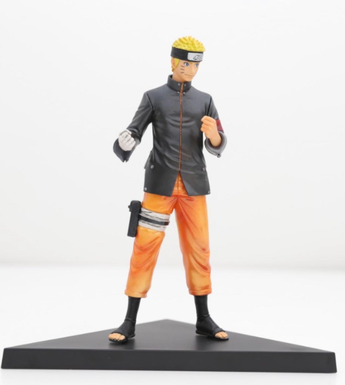 Estátua Naruto Uzukami: Naruto The Last