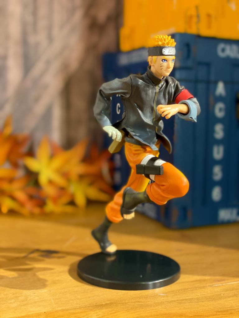 Estátua Naruto Uzukami: Naruto The Last - Movie