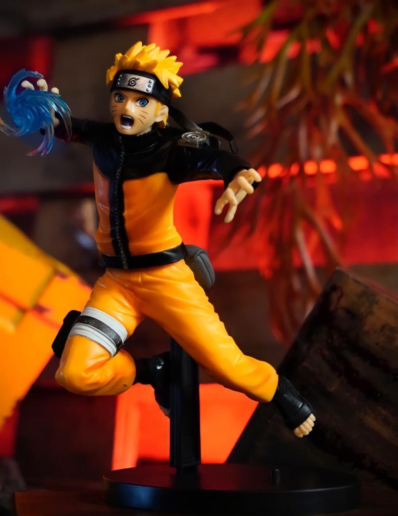 Estátua Naruto Uzumaki: Naruto Shippuden