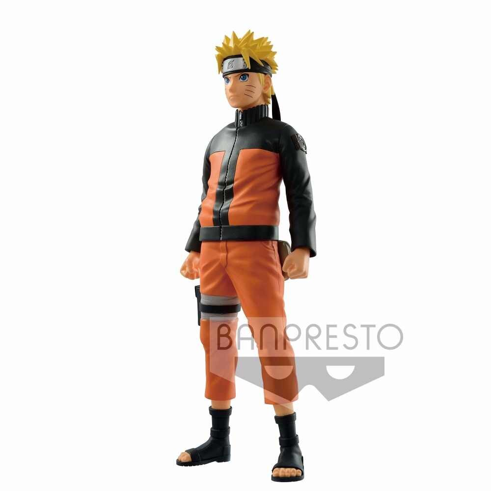 Estátua Naruto Uzumaki : Naruto Shippuden Big Size Sofubi - Banpresto