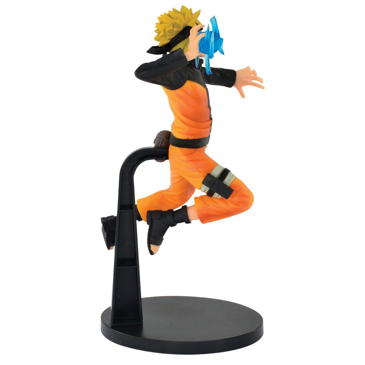 Estátua Naruto Uzumaki: Naruto Shippuden (Vibration Stars) - Banpresto