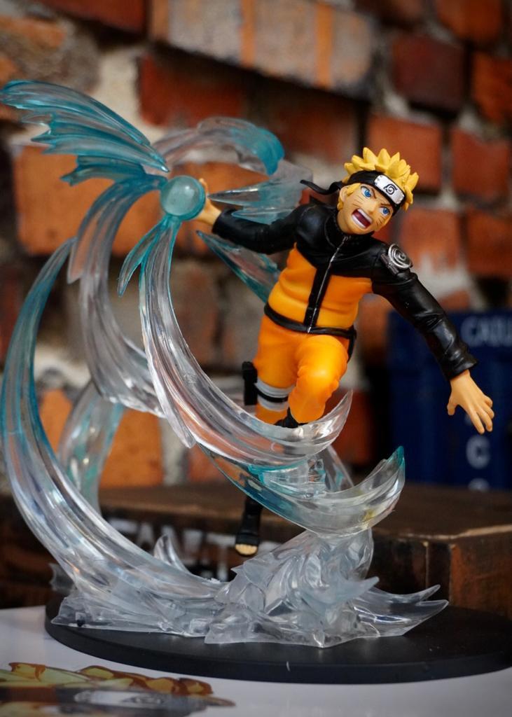 Estátua Naruto Uzumaki Rasengan: Naruto Shippuden