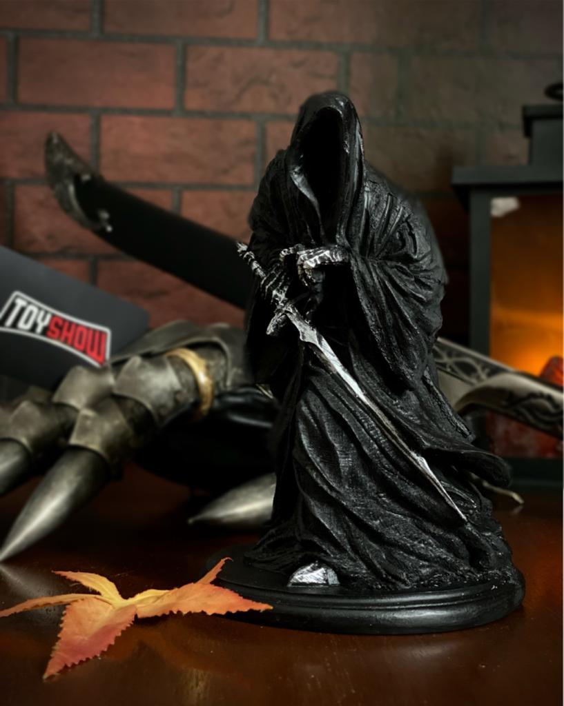 Estátua Nazgul Senhor dos Anéis Lord of the Rings 15 cm - EV