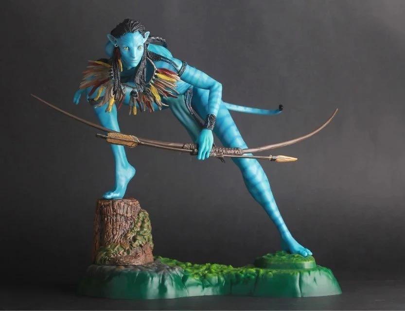 Estátua Neytiri Navi Avatar 2 Escala 1/5 - Crazy Toys -  EVALI