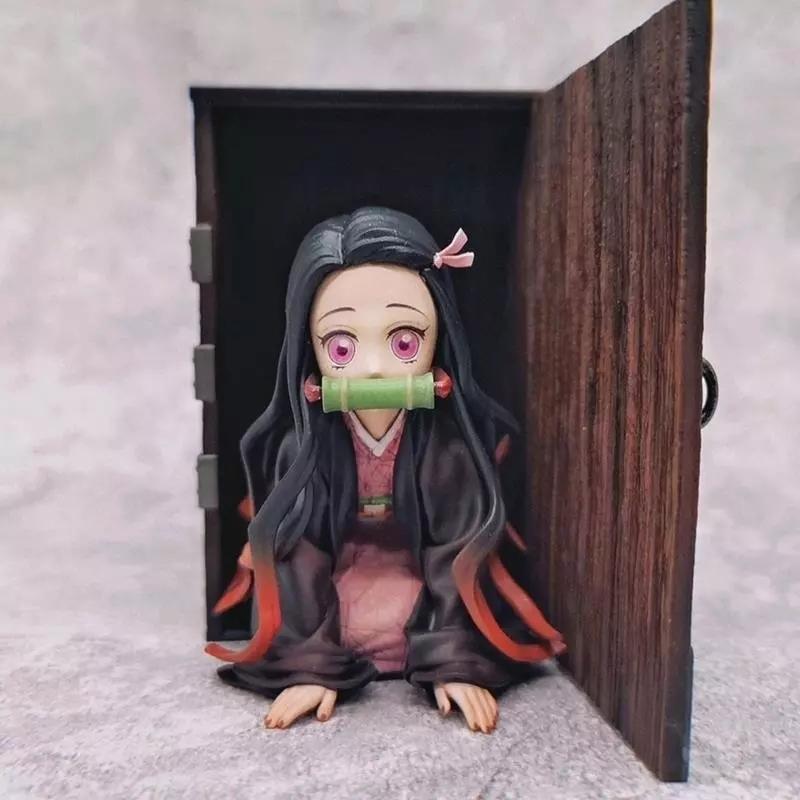 Estátua Nezuko Kamado: Demon Slayer Kimetsu no Yaiba - EVALI