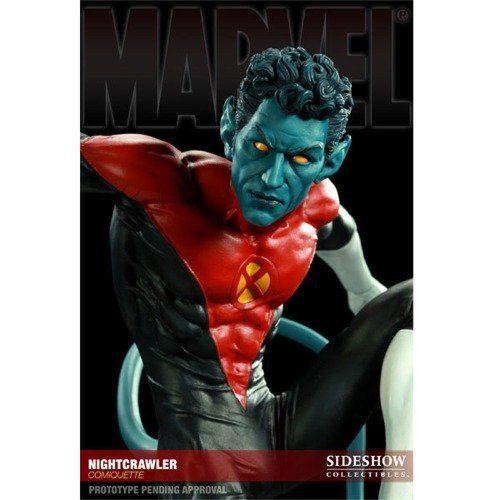 Estátua Noturno (Nightcrawler) Comiquette: Marvel Collectibles - Sideshow