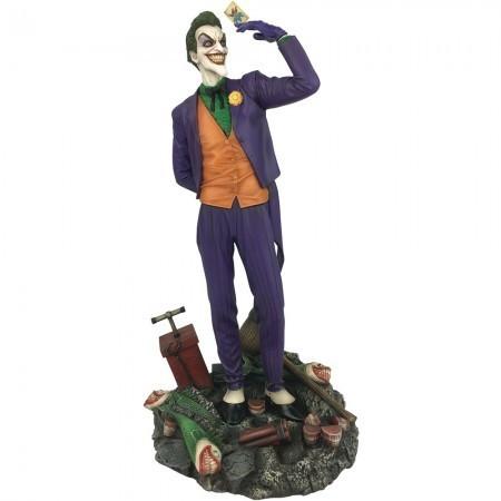 Estátua O Coringa (The Joker) - DC Comics Gallery