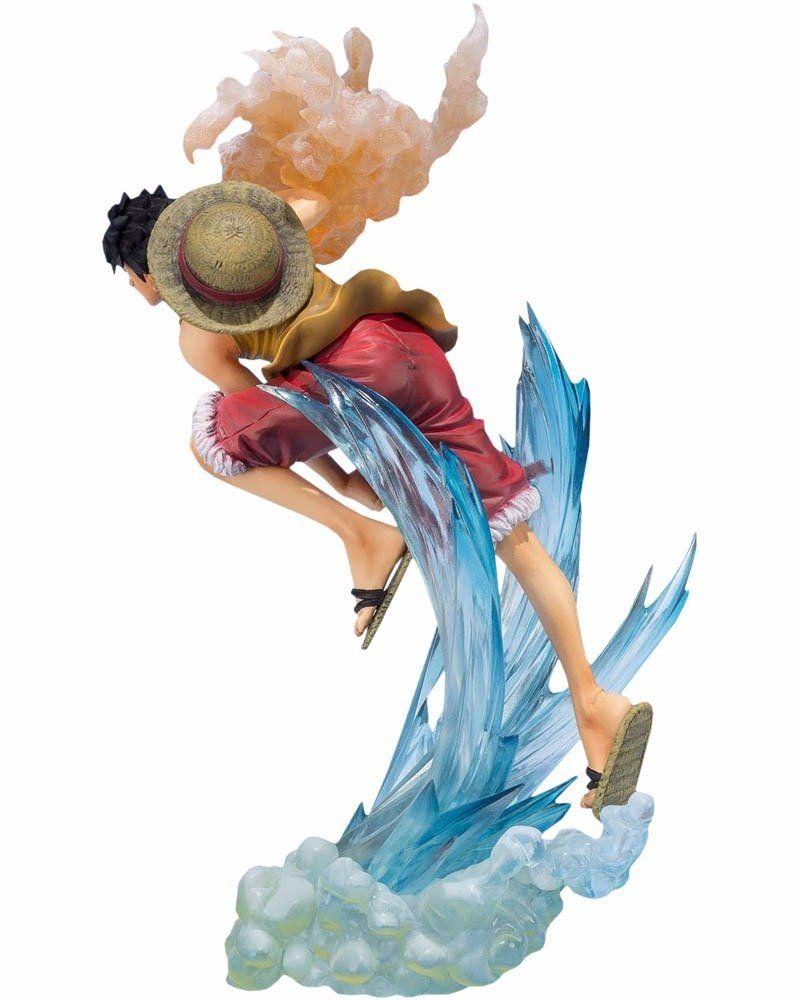 Estátua Monkey D. Luffy: One Piece Brother's Bond (FiguartsZERO) - Bandai - CD