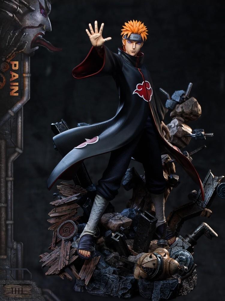 PRÉ VENDA: Estátua Pain: Naruto Shippuden - IF Studio