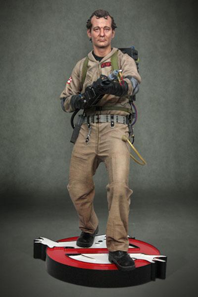 Estátua Peter Venkman: Ghostbusters Estátuta 1/4 - Hollywood Collectibles - CD