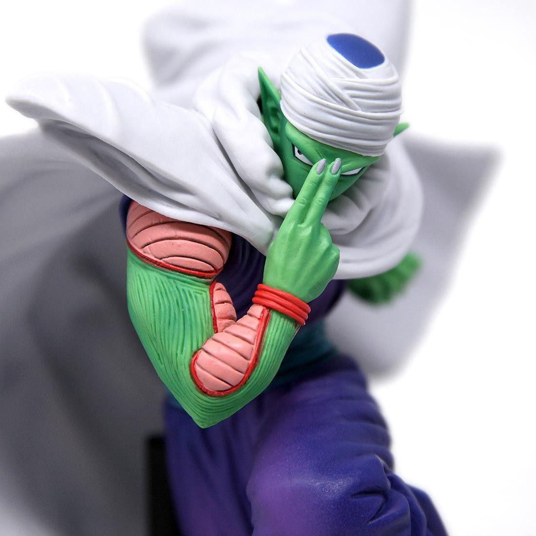 Estátua Piccolo (World Figure Colosseum): Dragon Ball Z - Banpresto  - Toyshow Geek e Colecionáveis Tudo em Marvel DC Netflix Vídeo Games