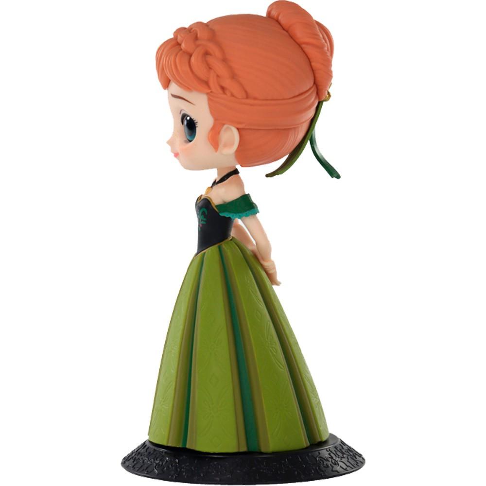 Estátua Princesa Anna (Coroação): Frozen Disney Qposket - Banpresto