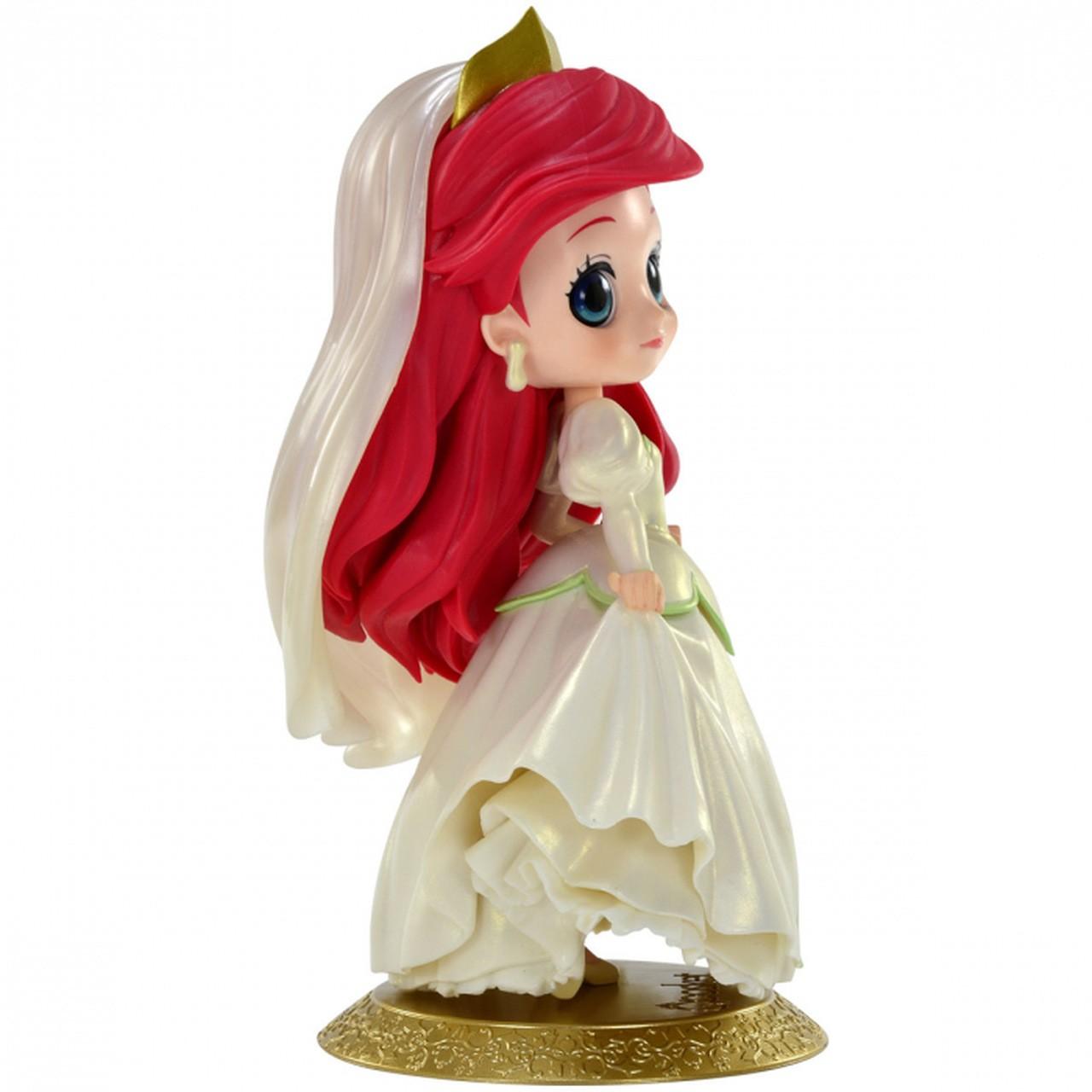 Estátua Princesa Ariel (Dreamy Style Special Collection): A Pequena Sereia Disney Qposket - Banpresto