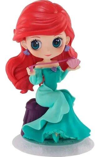 Estátua Princesa Ariel  (Perfumagic) : A Pequena Sereia Disney Qposket - Banpresto