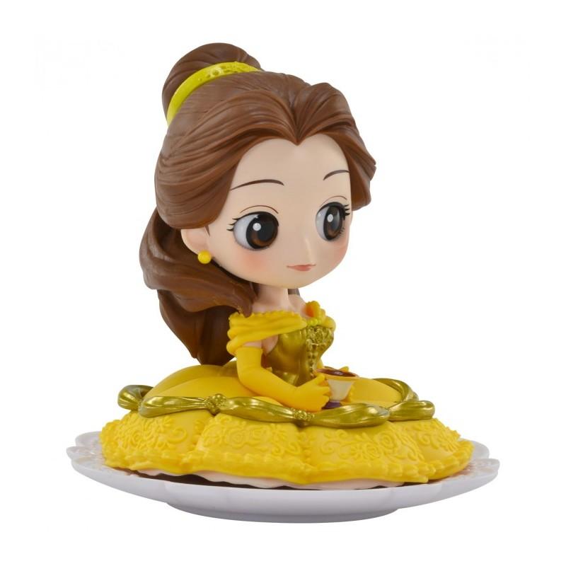 Estátua Princesa Bela: Bela e a Fera Disney Qposket - Banpresto