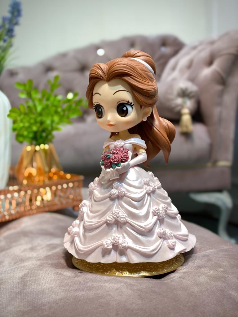 Estátua Princesa Bela (Dreamy Style Special Collection): Bela e a Fera Disney Qposket - Banpresto