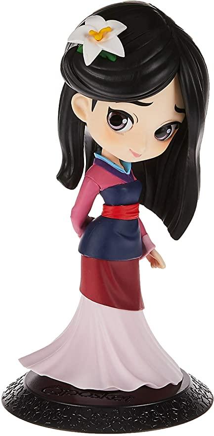 Estátua Princesa Mulan: Mulan Disney Qposket - Banpresto