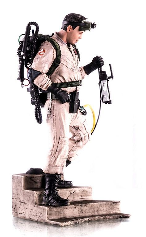 Estátua Ray Stantz: Ghostbusters (Caça Fantasmas) Escala 1/10 - Iron Studios