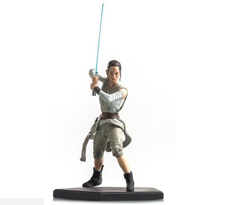 Estátua Rey: Star Wars VII: O Despertar da Força Escala 1/10 - Iron Studios