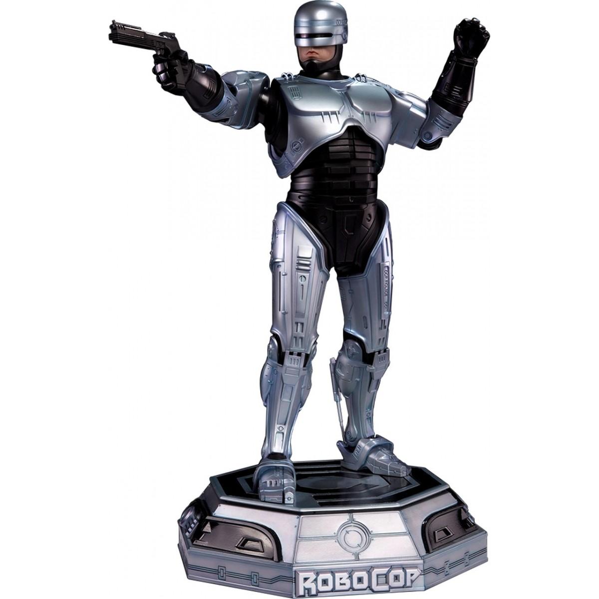 Estátua Robocop Escala 1/4 - Pop Culture Shock