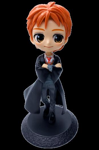 Estátua Ron Weasley (Uniforme de Hogwarts) QPosket : Harry Potter