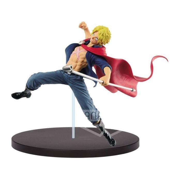Estátua Sabo: One Piece (World Figure) Colosseum in China - Banpresto